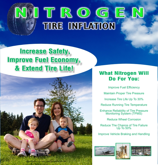 Fuel Induction Service >> Heritage Honda Nitrogen Tire Inflation Service
