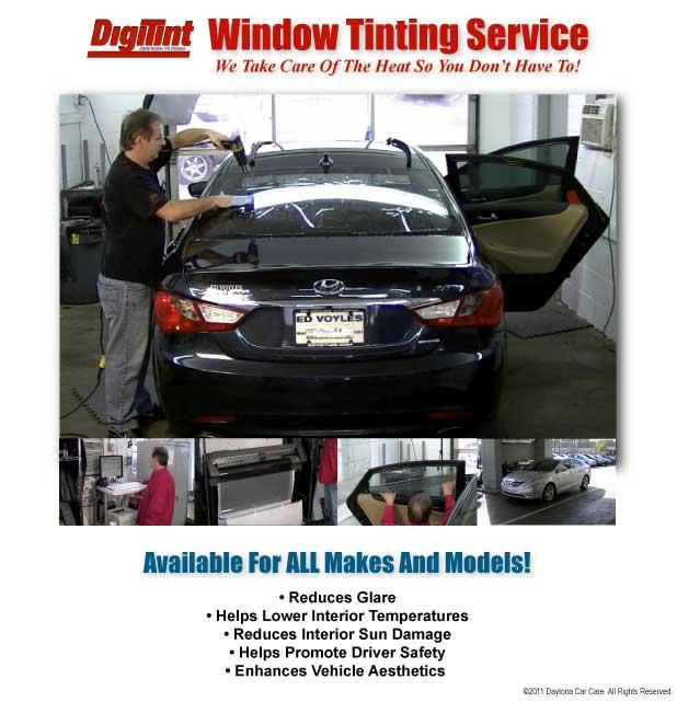 Ed Voyles Hyundai Home: Ed Voyles Hyundai Window Tinting Service