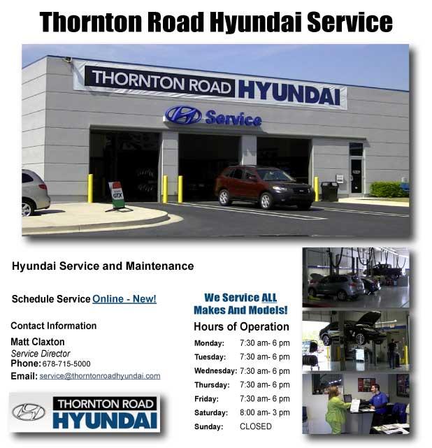 Thornton Hyundai